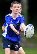 31 July 2020; Killian Byrne during a Bank of Ireland Leinster Rugby Summer Camp at Coolmine RFC in Dublin. Photo by Matt Browne/Sportsfile