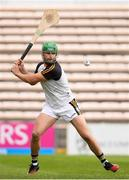 1 August 2020; Conor Hackett of Danesfort during the Kilkenny County Senior Hurling League Group A match between James Stephens and Danesfort at UPMC Nowlan Park in Kilkenny. GAA matches continue to take place in front of a limited number of people due to the ongoing Coronavirus restrictions. Photo by Matt Browne/Sportsfile