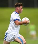2 August 2020; Conor O'Brien of Skryne during the Meath County Senior Football Championship match between Simonstown Gaels and Skryne at Páirc Tailteann in Navan, Meath. GAA matches continue to take place in front of a limited number of people due to the ongoing Coronavirus restrictions. Photo by Ramsey Cardy/Sportsfile