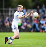 2 August 2020; Stephen O'Brien of Skryne during the Meath County Senior Football Championship match between Simonstown Gaels and Skryne at Páirc Tailteann in Navan, Meath. GAA matches continue to take place in front of a limited number of people due to the ongoing Coronavirus restrictions. Photo by Ramsey Cardy/Sportsfile