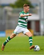 2 August 2020; Brandon Kavanagh of Shamrock Rovers II during the SSE Airtricity League First Division match between Shamrock Rovers II and Drogheda United at Tallaght Stadium in Dublin. The SSE Airtricity League made its return this weekend after 146 days in lockdown but behind closed doors due to the ongoing Coronavirus restrictions. Photo by Seb Daly/Sportsfile