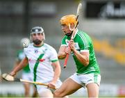 31 July 2020; Richie Reid of Ballyhale Shamrocks during the Kilkenny County Senior Hurling League Group A match between Ballyhale Shamrocks and Tullaroan at UPMC Nowlan Park in Kilkenny. GAA matches continue to take place in front of a limited number of people in an effort to contain the spread of the Coronavirus (COVID-19) pandemic. Photo by Matt Browne/Sportsfile