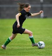 4 August 2020; Aoife Horgan during Republic of Ireland Women's Under-17 Training Camp at Tramore AFC in Waterford. Photo by Piaras Ó Mídheach/Sportsfile
