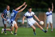 5 August 2020; Diarmuid Connolly of St Vincent's in action against Darragh Nelson of Ballyboden St Endas during the Dublin County Senior Football Championship Round 2 match between St Vincent's and Ballyboden St Endas at Pairc Naomh Uinsionn in Marino, Dublin. Photo by Stephen McCarthy/Sportsfile