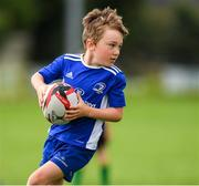6 August 2020; Connor Baker in action during the Bank of Ireland Leinster Rugby Summer Camp in Boyne, Co. Meath. Photo by Matt Browne/Sportsfile