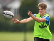 6 August 2020; Daragh Gilboume in action during the Leinster U18 Schools Training at Terenure RFC in Lakeland's Park in Dublin. Photo by Matt Browne/Sportsfile