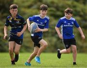 7 August 2020; Sean O'Brien in action during the Bank of Ireland Leinster Rugby Summer Camp at Wexford Wanderers in Wexford. Photo by Matt Browne/Sportsfile