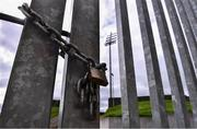 7 August 2020; A general view of MW Hire O'Moore Park in Portlaoise, Laois. Photo by Sam Barnes/Sportsfile
