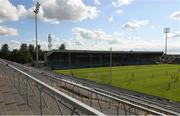 8 August 2020; A general view of the stadium prior to the Limerick County Senior Hurling Championship Section A Group 2 Round 3 match between Kilmallock and Ahane at LIT Gaelic Grounds in Limerick. Photo by Matt Browne/Sportsfile