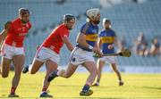 8 August 2020; Cian Lynch of Patrickswell in action against Josh Ryan, left, and Michael Ryan of Doon during the Limerick County Senior Hurling Championship Section A Group 1 Round 3 match between Doon and Patrickswell at LIT Gaelic Grounds in Limerick. Photo by Matt Browne/Sportsfile