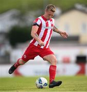 8 August 2020; Jesse Devers of Sligo Rovers during the SSE Airtricity League Premier Division match between Sligo Rovers and Shelbourne at The Showgrounds in Sligo. Photo by Stephen McCarthy/Sportsfile