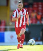 8 August 2020; Ronan Coughlan of Sligo Rovers during the SSE Airtricity League Premier Division match between Sligo Rovers and Shelbourne at The Showgrounds in Sligo. Photo by Stephen McCarthy/Sportsfile