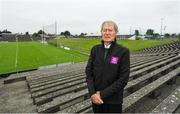 10 August 2020; GAA commentary legend Mícheál Ó Muircheartaigh is pictured ahead of Episode Four of AIB's The Toughest Summer, a documentary which tells the story of Summer 2020 which saw an unprecedented halt to Gaelic Games. The series is made up of five webisodes as well as a full-length documentary to air on RTÉ One in late August. Mícheál is part of the fourth webisode that will be available on AIB's YouTube channel from 1pm on Thursday 13th August at www.youtube.com/aib. For exclusive content and to see why AIB are backing Club and County follow us @AIB_GAA on Twitter, Instagram, Facebook. Photo by Seb Daly/Sportsfile