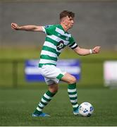 9 August 2020; Ronan Finn of Shamrock Rovers during the SSE Airtricity League Premier Division match between Derry City and Shamrock Rovers at Ryan McBride Brandywell Stadium in Derry. Photo by Stephen McCarthy/Sportsfile