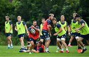 10 August 2020; Jamison Gibson-Park during Leinster Rugby squad training at UCD in Dublin. Photo by Ramsey Cardy/Sportsfile