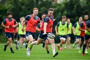 10 August 2020; Rory O'Loughlin during Leinster Rugby squad training at UCD in Dublin. Photo by Ramsey Cardy/Sportsfile