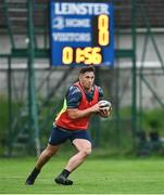 10 August 2020; Tom Clarkson during Leinster Rugby squad training at UCD in Dublin. Photo by Ramsey Cardy/Sportsfile
