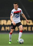 11 August 2020; Darragh Leahy of Dundalk during the Extra.ie FAI Cup First Round match between Dundalk and Waterford FC at Oriel Park in Dundalk, Louth. Photo by Stephen McCarthy/Sportsfile