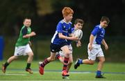 13 August 2020; Max Murphy in action during the Bank of Ireland Leinster Rugby Summer Camp at Clontarf RFC in Dublin. Photo by Eóin Noonan/Sportsfile