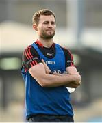 15 August 2020; Jack McCaffrey of Clontarf during the Dublin County Senior 1 Football Championship Group 3 Round 3 match between Clontarf and St. Vincent's at Parnell Park in Dublin. Photo by Ramsey Cardy/Sportsfile