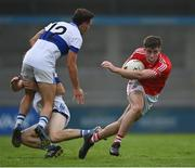 15 August 2020; Shane Walsh of Clontarf during the Dublin County Senior 1 Football Championship Group 3 Round 3 match between Clontarf and St. Vincent's at Parnell Park in Dublin. Photo by Ramsey Cardy/Sportsfile