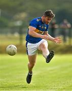 16 August 2020; Patrick McBrearty of Kilcar during the Donegal County Senior Football Championship Round 1 match between Kilcar and Glenswilly at Towney Park in Kilcar, Donegal. Photo by Seb Daly/Sportsfile