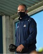 22 August 2020; Dublin senior hurling manager Mattie Kenny at the Dublin County Senior A Hurling Championship Quarter-Final match between St Vincent's and Ballyboden St Enda's at Parnell Park in Dublin. Photo by Piaras Ó Mídheach/Sportsfile