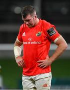 22 August 2020; Peter O'Mahony of Munster following the Guinness PRO14 Round 14 match between Leinster and Munster at the Aviva Stadium in Dublin. Photo by David Fitzgerald/Sportsfile