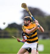 22 August 2020; Jordan Prendergast of Lismore during the Waterford County Senior Hurling Championship Semi-Final match between Ballygunner and Lismore at Fraher Field in Dungarvan, Waterford. Photo by Matt Browne/Sportsfile