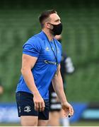 22 August 2020; Jack Conan of Leinster ahead of the Guinness PRO14 Round 14 match between Leinster and Munster at the Aviva Stadium in Dublin. Photo by Ramsey Cardy/Sportsfile