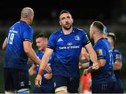 22 August 2020; Jack Conan of Leinster during the Guinness PRO14 Round 14 match between Leinster and Munster at the Aviva Stadium in Dublin. Photo by Ramsey Cardy/Sportsfile