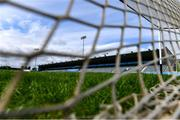 23 August 2020; A general view of Parnell Park before the Dublin County Senior A Hurling Championship Quarter-Final match between Kilmacud Crokes and Lucan Sarsfields at Parnell Park in Dublin. Photo by Piaras Ó Mídheach/Sportsfile