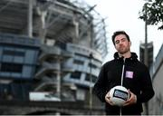 24 August 2020; Pictured is All-Ireland winning Dublin and Ballyboden St Enda's footballer Michael Darragh MacAuley ahead of AIB's The Toughest Summer, a documentary which tells the story of Summer 2020 which saw an unprecedented halt to Gaelic Games. Brought to you by AIB and directed by award-winning filmmaker Ross Whitaker, the 50-minute documentary, which features Michael Darragh MacAuley among others within the GAA community, will air on RTE One on Tuesday, August 25th at 10.10pm and will be available on AIB's YouTube channel from 1pm on Thursday, August 27th at www.youtube.com/aib. Photo by David Fitzgerald/Sportsfile