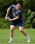 24 August 2020; Peter Dooley during Leinster Rugby squad training at UCD in Dublin. Photo by Ramsey Cardy/Sportsfile