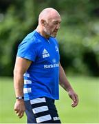 24 August 2020; Scrum coach Robin McBryde during Leinster Rugby squad training at UCD in Dublin. Photo by Ramsey Cardy/Sportsfile