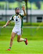 9 August 2020; Dermot McCarthy of Newtownshandrum during the Cork County Senior Hurling Championship Group B Round 2 match between Newtownshandrum and Blackrock at Mallow GAA Grounds in Mallow, Cork. Photo by Piaras Ó Mídheach/Sportsfile