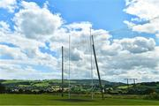 9 August 2020; A general view of one of the pitches at Mallow GAA Grounds before the Cork County Senior Hurling Championship Group B Round 2 match between Newtownshandrum and Blackrock at Mallow GAA Grounds in Mallow, Cork. Photo by Piaras Ó Mídheach/Sportsfile