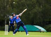 27 August 2020; Kevin O'Brien of Leinster Lightning plays a shot during the 2020 Test Triangle Inter-Provincial Series match between Leinster Lightning and North West Warriors at Pembroke Cricket Club in Dublin. Photo by Matt Browne/Sportsfile