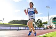 23 August 2020; Pat Hennessy of West Waterford AC, competing in the Men's 5000m during Day Two of the Irish Life Health National Senior and U23 Athletics Championships at Morton Stadium in Santry, Dublin. Photo by Sam Barnes/Sportsfile