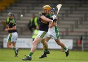 29 August 2020; Cillian Kiely of Kilcormac-Killoughey during the Offaly County Senior Hurling Championship Group 1 Round 3 match between Kilcormac-Killoughey and Coolderry at St Brendan's Park in Birr, Offaly. Photo by Matt Browne/Sportsfile
