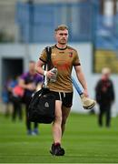 30 August 2020; Pauric Mahony of Ballygunner arrives prior to the Waterford County Senior Hurling Championship Final match between Passage and Ballygunner at Walsh Park in Waterford. Photo by Seb Daly/Sportsfile