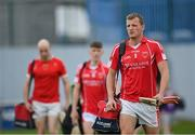 30 August 2020; Killian Fitzgerald of Passage arrives prior to the Waterford County Senior Hurling Championship Final match between Passage and Ballygunner at Walsh Park in Waterford. Photo by Seb Daly/Sportsfile