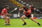 30 August 2020; Kevin Mahony of Ballygunner in action against Noel Connors of Passage during the Waterford County Senior Hurling Championship Final match between Passage and Ballygunner at Walsh Park in Waterford. Photo by Seb Daly/Sportsfile