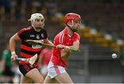 30 August 2020; Darragh Lyons of Passage during the Waterford County Senior Hurling Championship Final match between Passage and Ballygunner at Walsh Park in Waterford. Photo by Seb Daly/Sportsfile