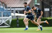 31 August 2020; Robbie Henshaw during Leinster Rugby squad training at the RDS Arena in Dublin. Photo by Ramsey Cardy/Sportsfile