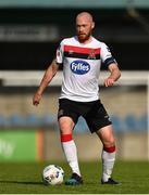 30 August 2020; Chris Shields of Dundalk during the Extra.ie FAI Cup Second Round match between Cobh Ramblers and Dundalk at St Colman's Park in Cobh, Cork. Photo by Eóin Noonan/Sportsfile