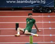2 September 2020; Robbie Brady during a Republic of Ireland training session at Vasil Levski National Stadium in Sofia, Bulgaria. Photo by Alex Nicodim/Sportsfile