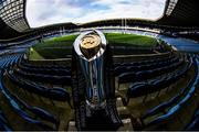 5 September 2020; The Guinness PRO14 trophy ahead of the Guinness PRO14 Semi-Final match between Edinburgh and Ulster at BT Murrayfield Stadium in Edinburgh, Scotland. Photo by Bill Murray/Sportsfile