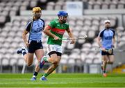 5 September 2020; John McGrath of Loughmore-Castleiney in action against Barry Heffernan of Nenagh Éire Óg during the Tipperary County Senior Hurling Championship Semi-Final match between Nenagh Éire Óg and Loughmore/Castleiney at Semple Stadium in Thurles, Tipperary. Photo by Piaras Ó Mídheach/Sportsfile