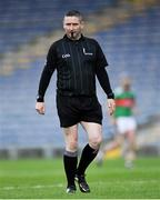 5 September 2020; Referee Fergal Horgan during the Tipperary County Senior Hurling Championship Semi-Final match between Nenagh Éire Óg and Loughmore/Castleiney at Semple Stadium in Thurles, Tipperary. Photo by Piaras Ó Mídheach/Sportsfile